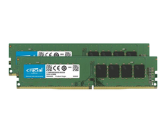 Crucial 32GB DDR4 Kit DIMM (2x16GB)