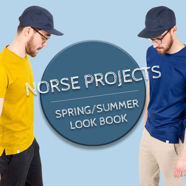 Norse Projects Spring Summer Look Book