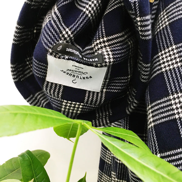 Portuguese Flannel Proper Winter Shirts