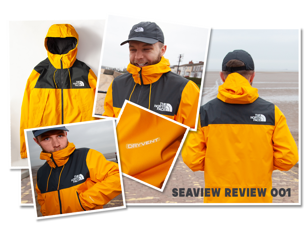 The Seaview Review 001 - North Face Black Label 1990 Mountain Q Jacket