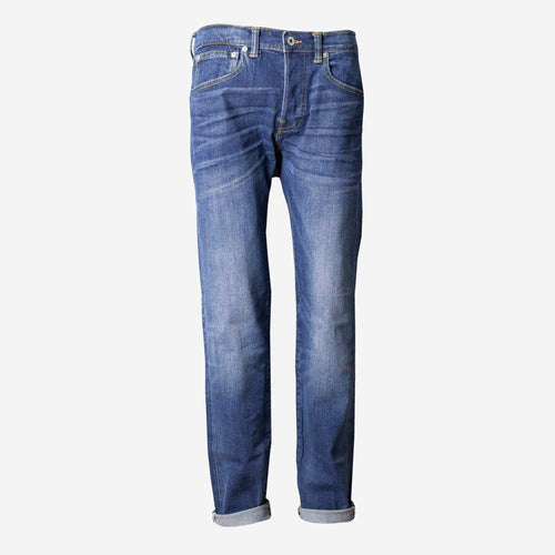 EDWIN ED80 CS Red Listed Selvage Denim Lido Wash