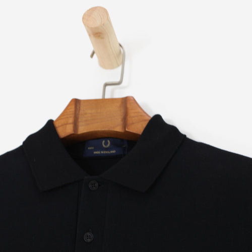 FRED PERRY Reissues Original Shirt Black