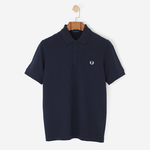 FRED PERRY Reissues Original Shirt Navy