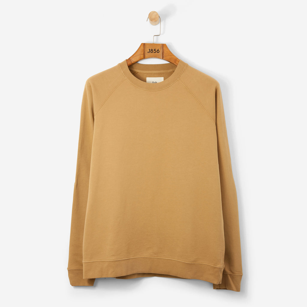 Folk Rivet Sweat Caramel