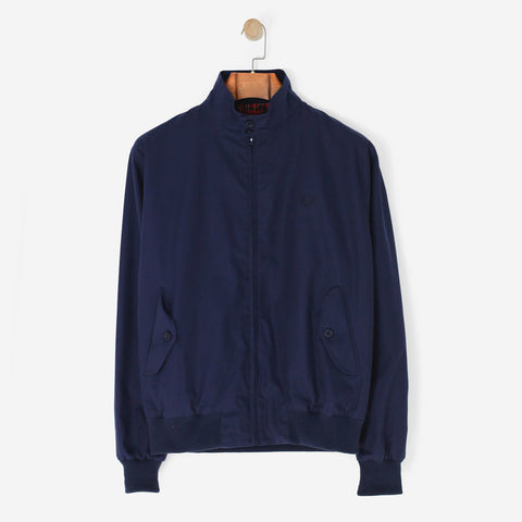Fred Perry Reissues Made in England Harrington