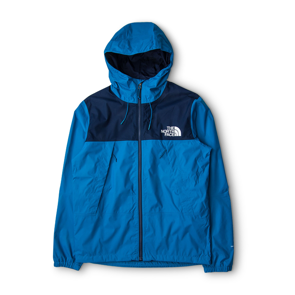 4f9c05a5b The North Face Black Label 1990 Mountain Q Jacket Crystal Teal