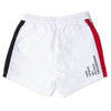 Kappa Batten Swim Shorts White