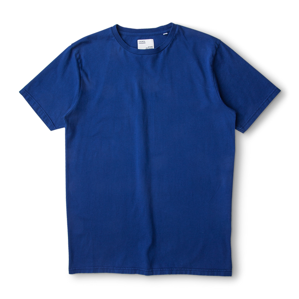 Colorful Standard Classic Organic Tee Royal Blue