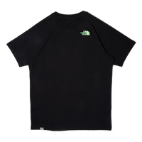 The North Face Rag Box Tee Black/Iridescent