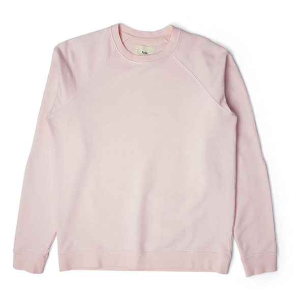 Folk Rivet Sweat Pink