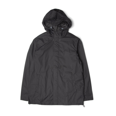 Norse Projects Kalmar Light Rain Jacket Magnet Grey