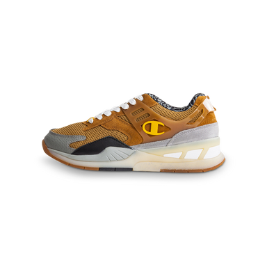 Champion Pro Premium Trainers Brown/Grey/Black