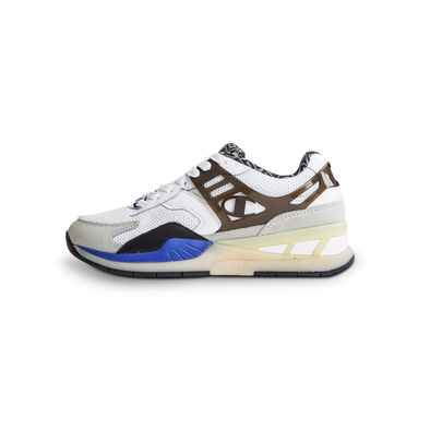 Champion Pro Premium Trainers White/Black/Blue