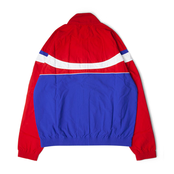 Champion Zip Track Jacket Red/Blue