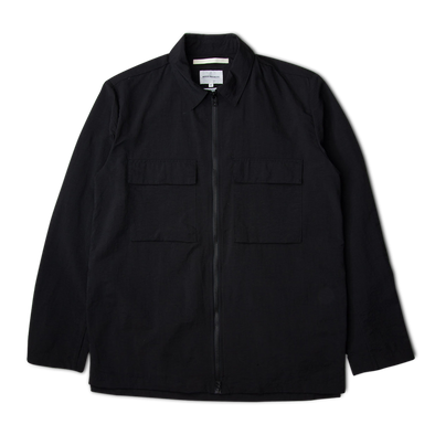 Norse Projects Jens Zip Jacket Black