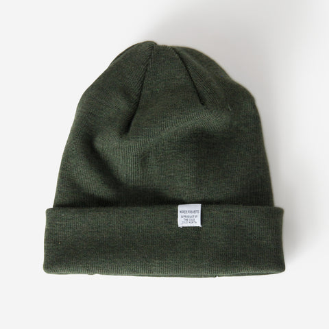 Norse Projects Top Beanie Lichen