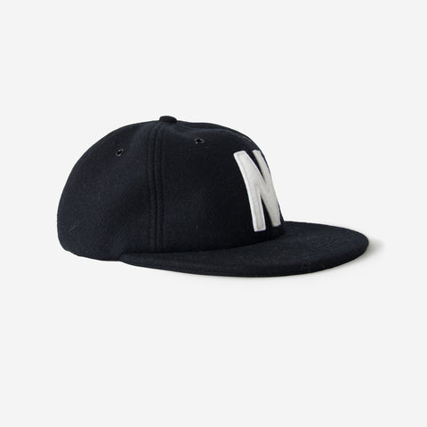 Norse Projects Wool Cap Black