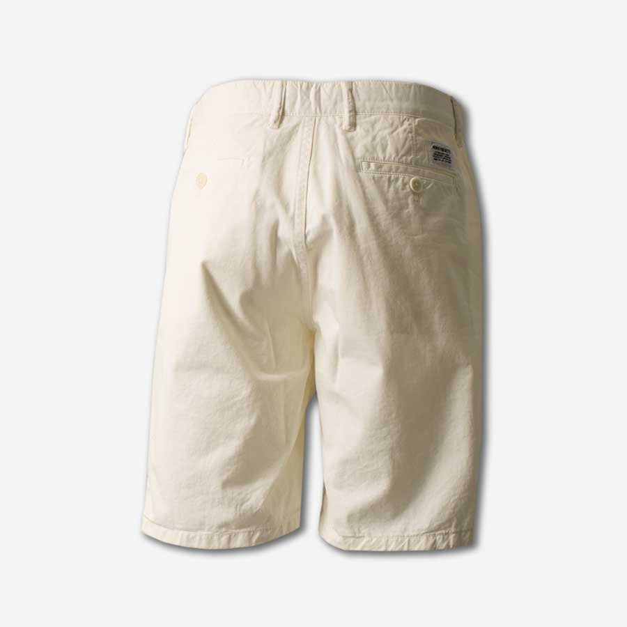 NORSE PROJECTS Aros Light Twill Shorts Ecru