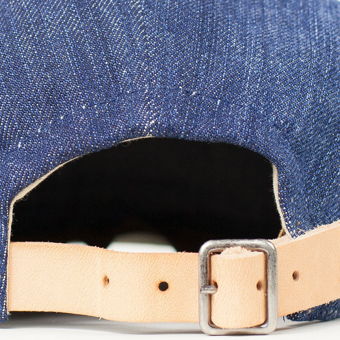 NUDIE JEANS Larsson Denim Recycled Cap