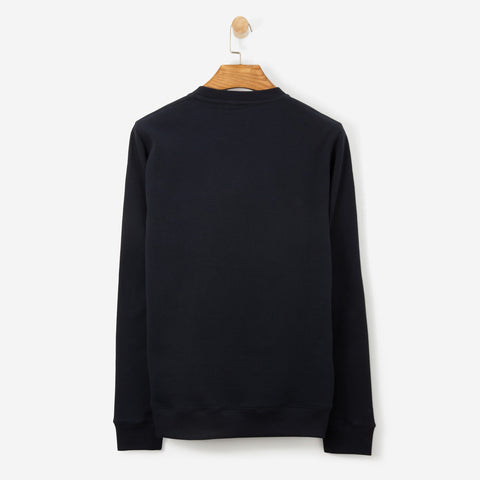 Norse Projects Vagn Classic Crewneck Dark Navy