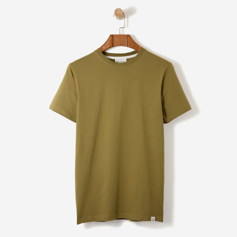 Norse Projects Niels Standard Tee Warm Brass