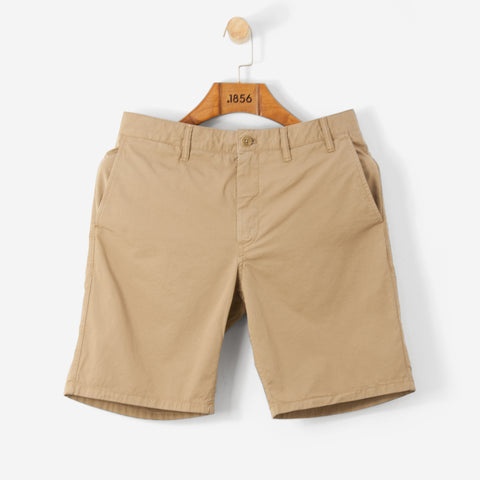 Norse Projects Aros Light Twill Shorts Utility Khaki