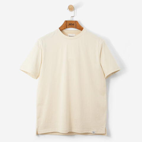 Norse Projects Johannes Light Organic S/S T Shirt Sand