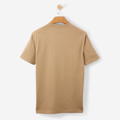 Norse Projects Johannes Pocket T Shirt Camel