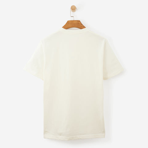 Norse Projects Johannes Pocket T Shirt Ecru