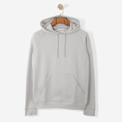 Norse Projects Ketel Dry Mercerized Hood Kit White