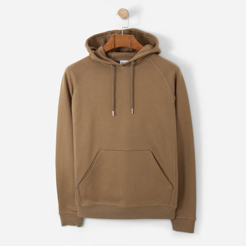 Norse Projects Ketel Dry Mercerized Hood Light Sand