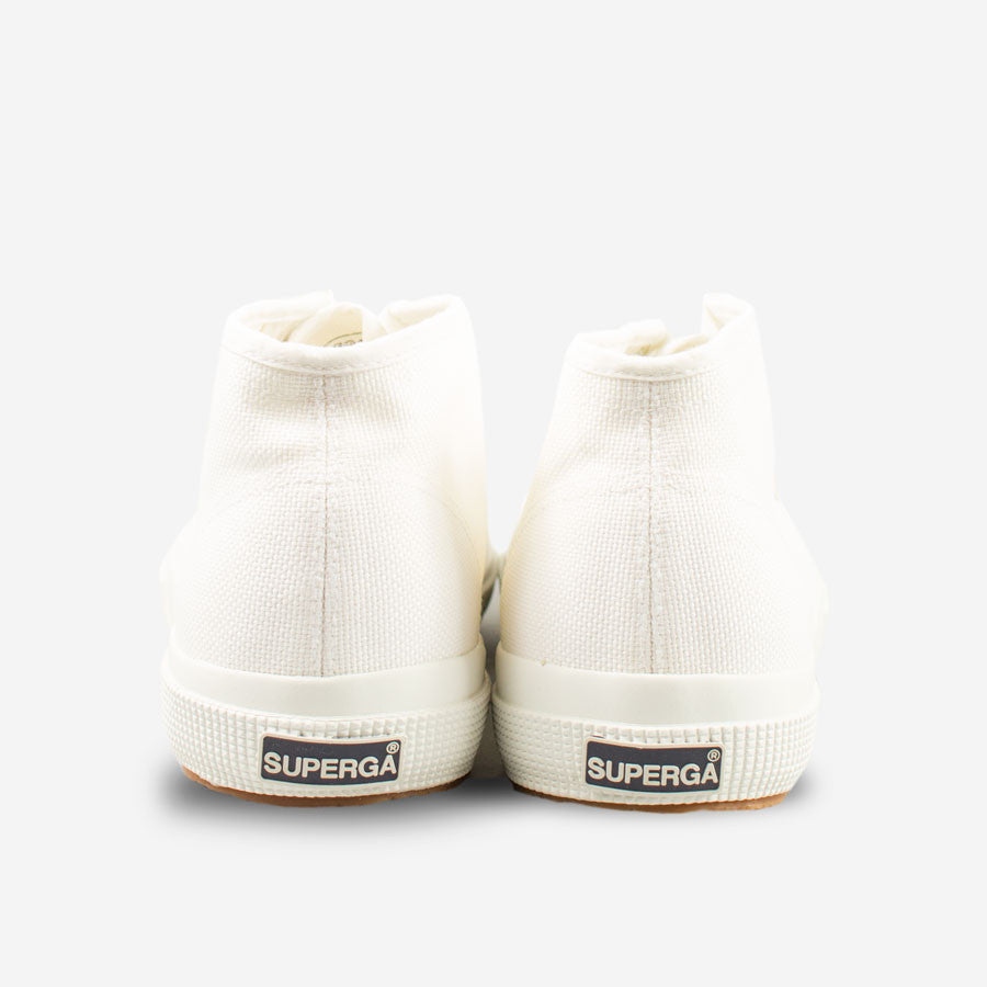 SUPERGA 2754 Cotu Mid Top White
