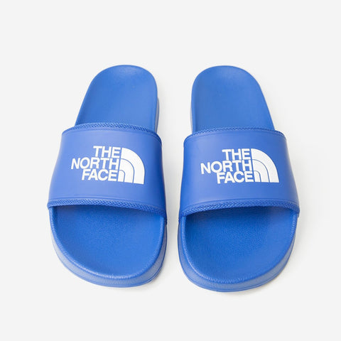 The North Face Base Camp Slide Turkish Sea Blue/ TNF White