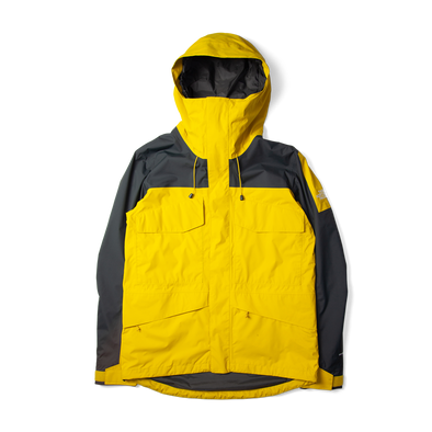 The North Face Black Label Fantasy Ridge Leopard Yellow/Grey