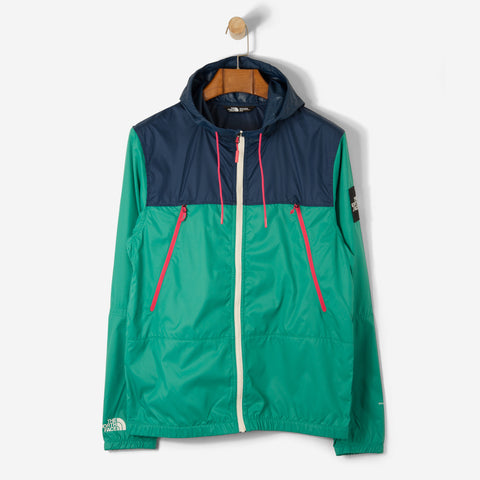 The North Face Black Label 1990 Seasonal Mountain Jacket Porcelain Green/ Blu Wing Teal