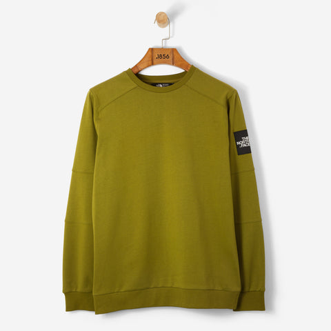 The North Face Black Label Fine Crew Sweat Fir Green
