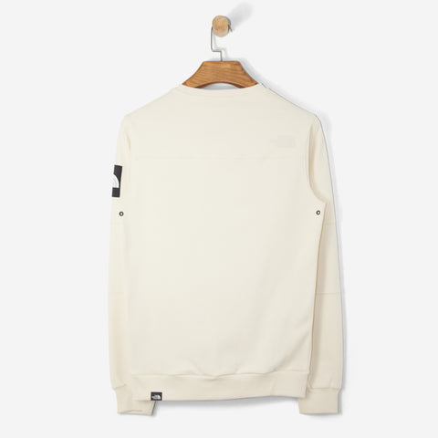 The North Face Black Label Fine Crew Sweat Vintage White