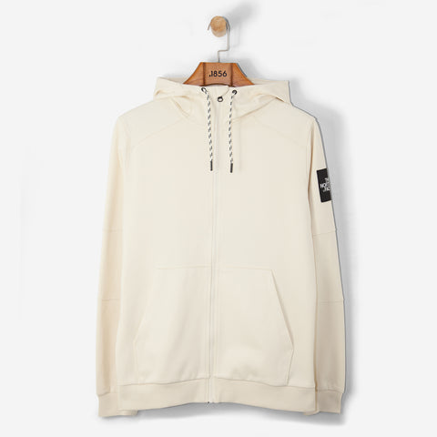 The North Face Black Label Full Zip Fine Hood Vintage White