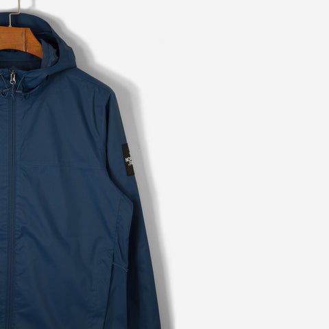 The North Face Black Label Mountain Q Jacket Blue Wing Teal