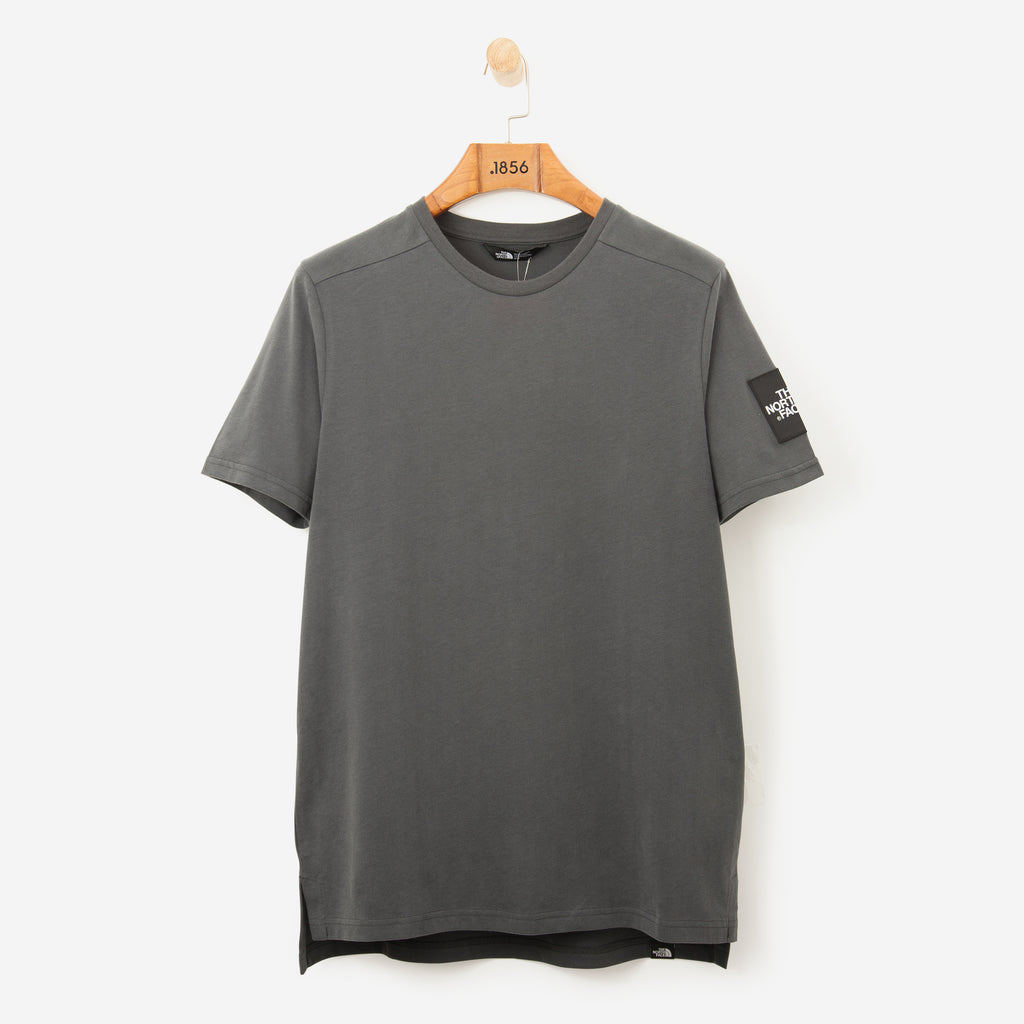 The North Face Black Label S/S Fine T Shirt Asphalt Grey