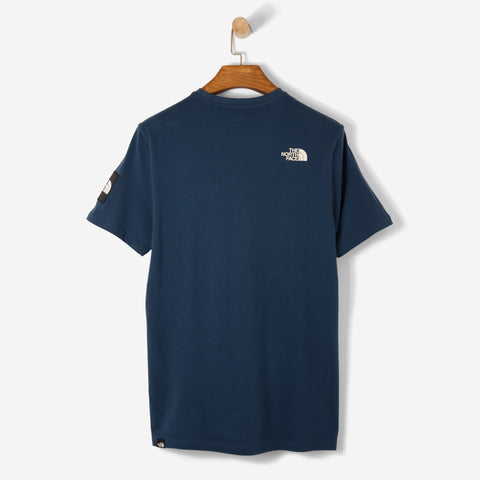 The North Face Black Label S/S Fine T Shirt Blue Wing Teal