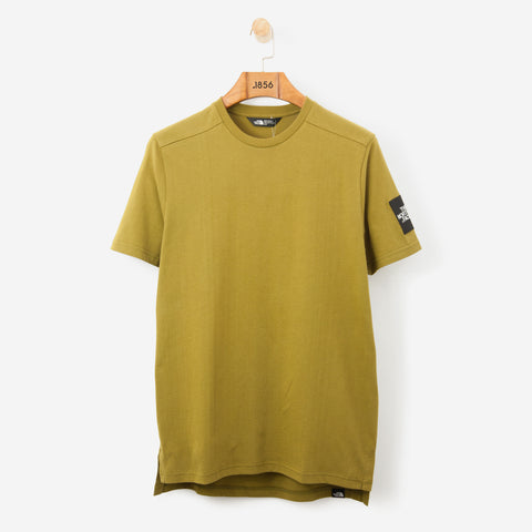 The North Face Black Label S/S Fine T Shirt Fir Green