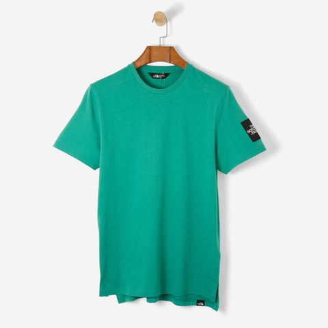 The North Face Black Label S/S Fine T Shirt Porcelain Green
