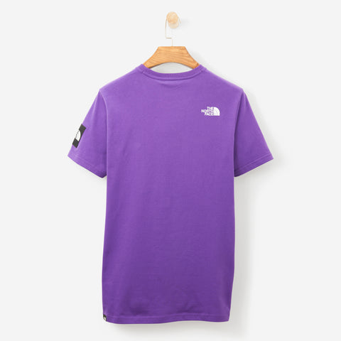 The North Face Black Label S/S Fine T Shirt Tillandisa Purple