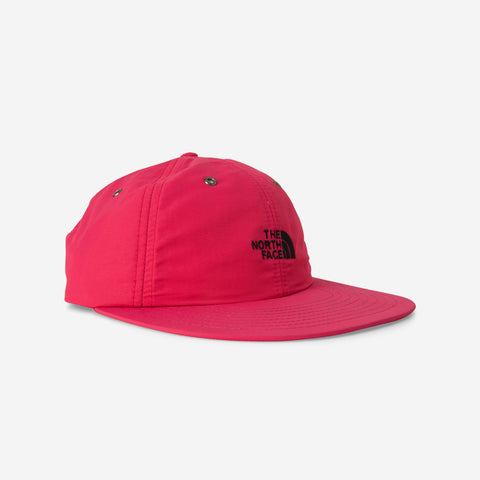 The North Face Throwback Tech Hat Raspberry Red/ TNF Black