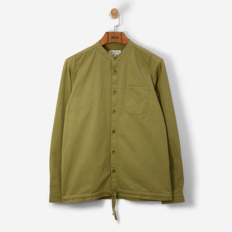 YMC Beach Shirt Green