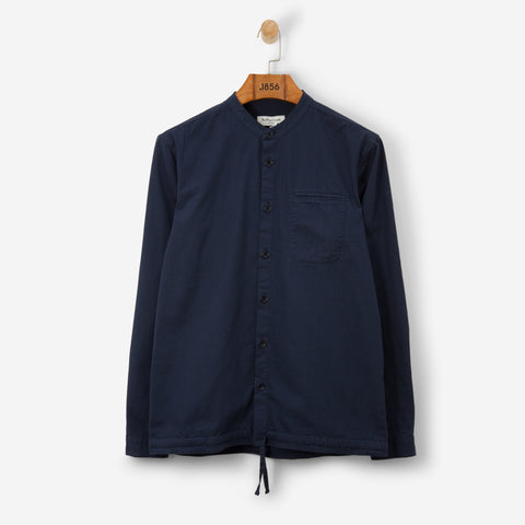 YMC Beach Shirt Navy