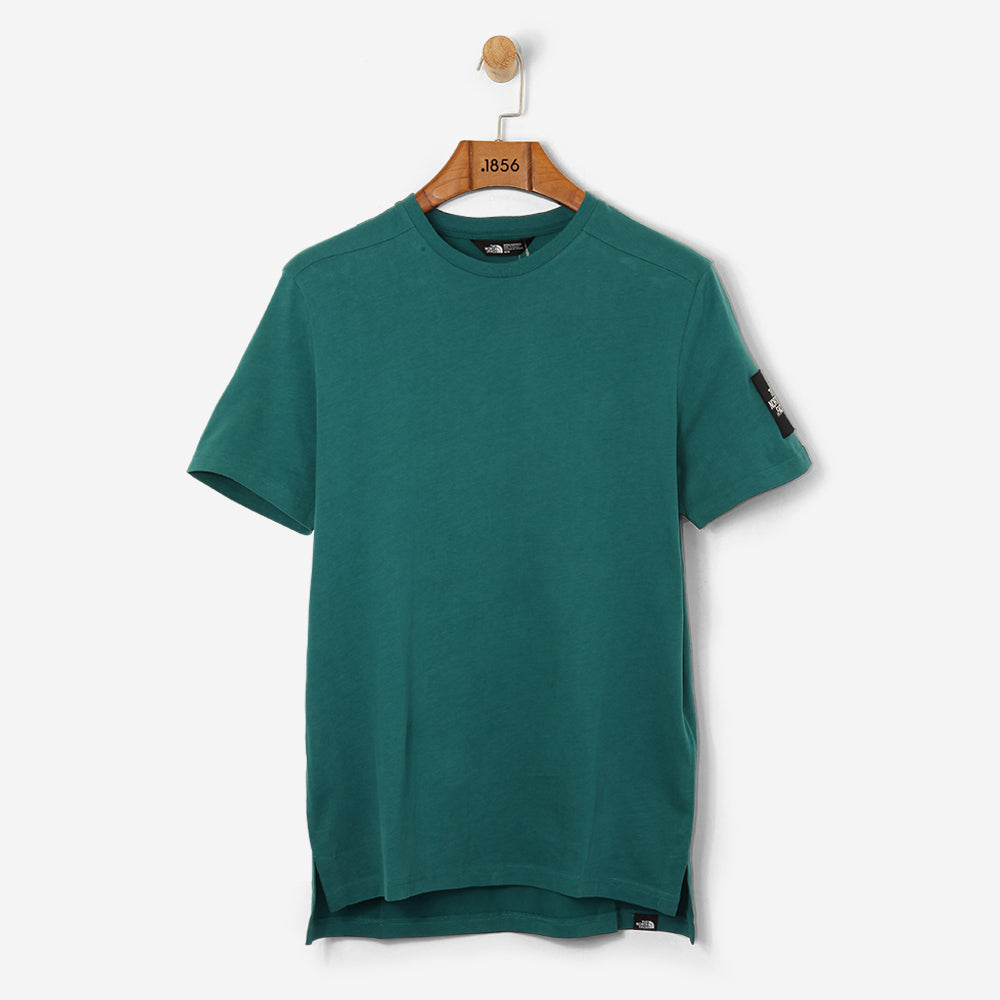 The North Face Black Label S/S Fine T Shirt Everglade