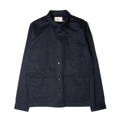 Folk Assembly Jacket Navy