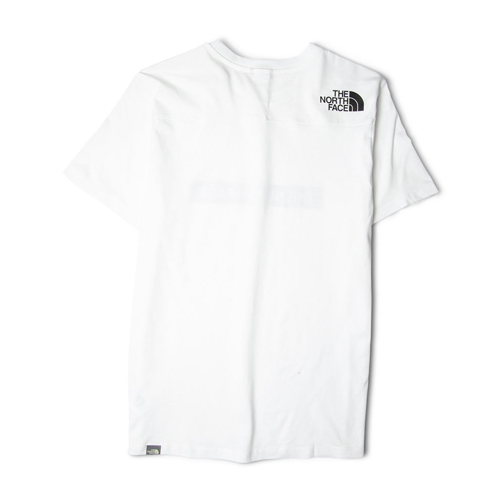 The North Face Light Tee White